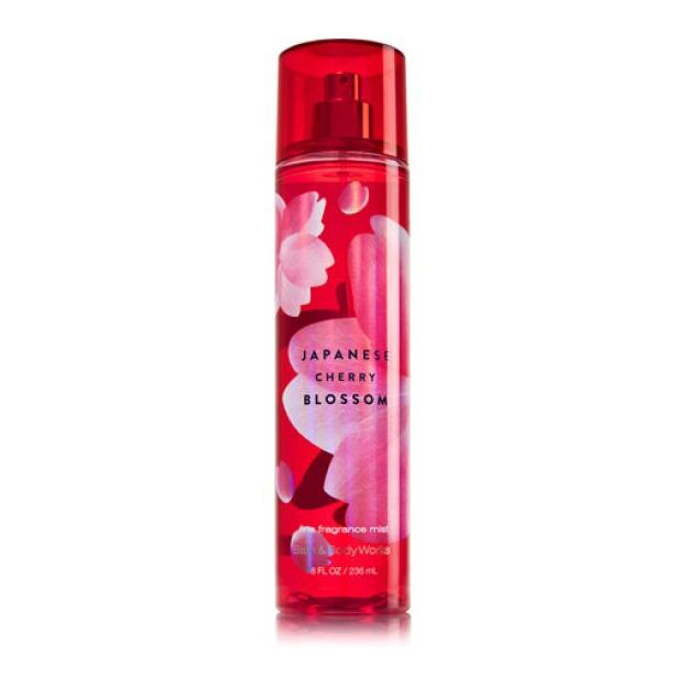 Xịt Toàn Thân Bath & Body Works Japanese Cherry Blossom 236ml