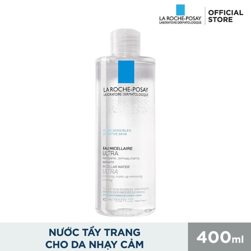 Nước làm sạch sâu và tẩy trang cho da nhạy cảm Micellar Water Ultra Sensitive Skin 400ML cao cấp