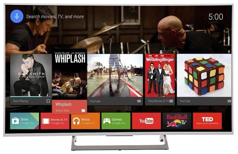 Bảng giá Android Tivi Sony 4K 55 inch KD-55X8000E