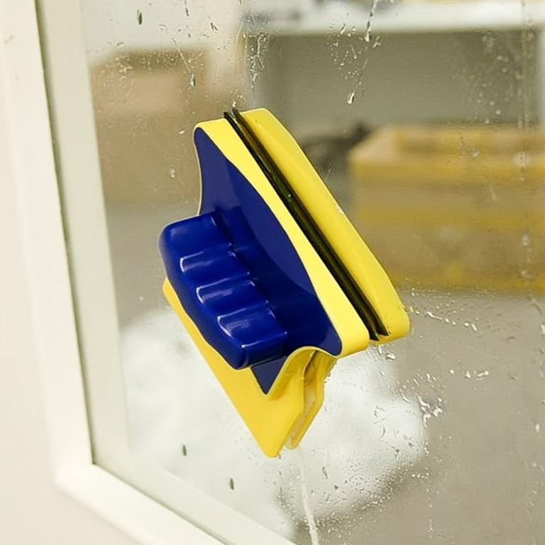 Bep Nha.Mua Ngay Dụng Cụ Lau Cửa Kính Double Sided Glass Cleaner - Dụng Cụ Lau Cửa Kính.Chất Lượng Tuyệt Vời,Lau Mọi Loại Kính.Tiện Cho Mọi Việc Lau Kính …Bh Uy Tín 15