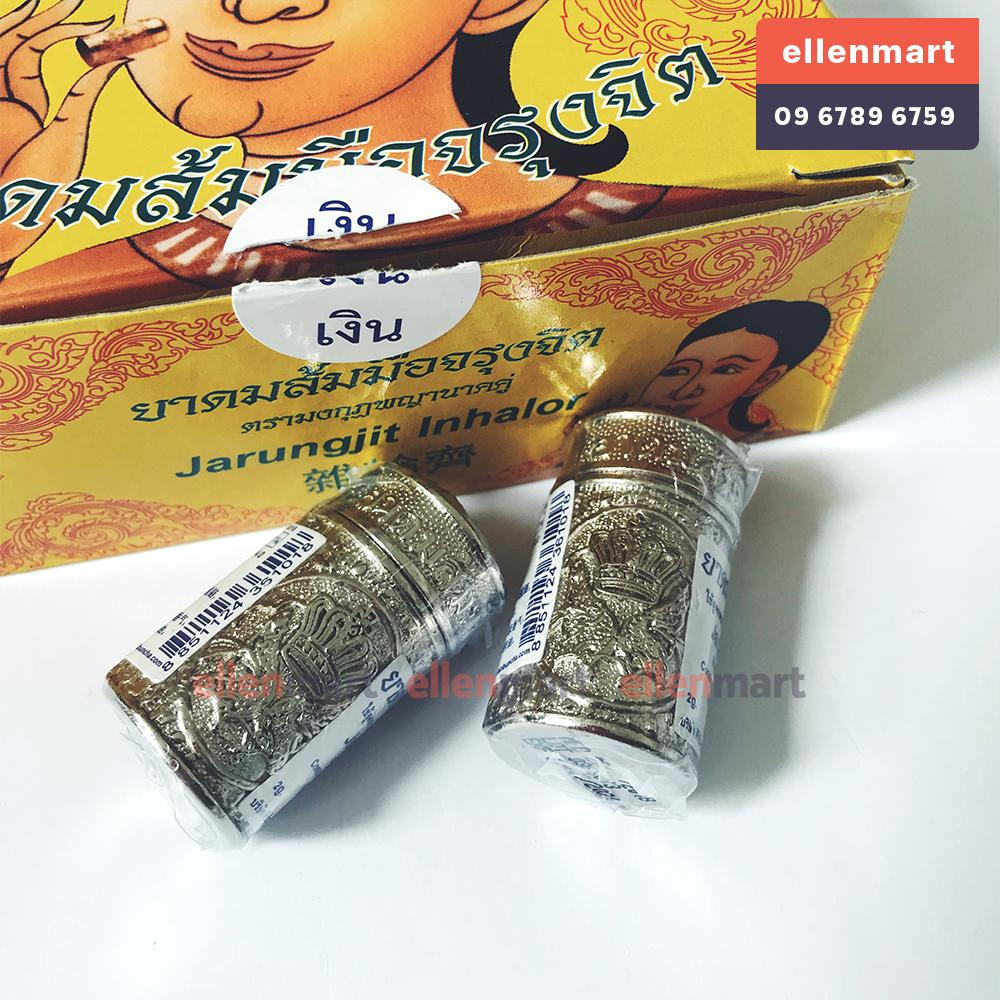 3 ống dầu hít đặc trị viêm xoang Thái Lan 2g tốt nhất