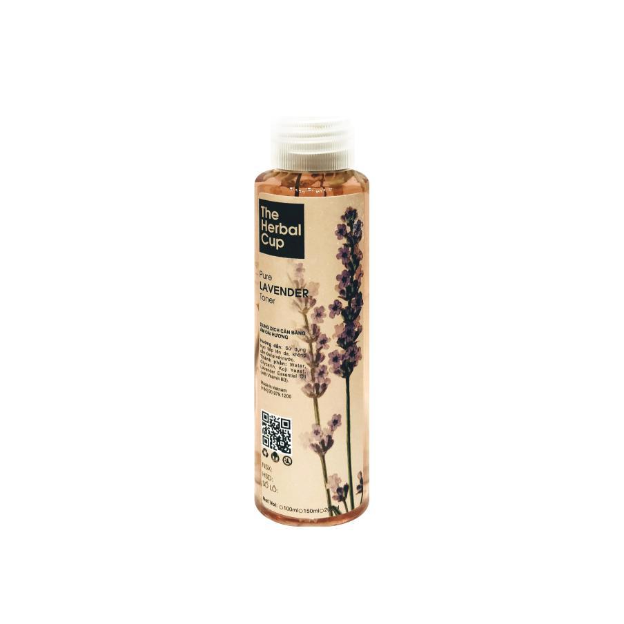 Bán Toner Lavender Theherbalcup Pure Lavender Toner 100Ml Có Thương Hiệu Rẻ
