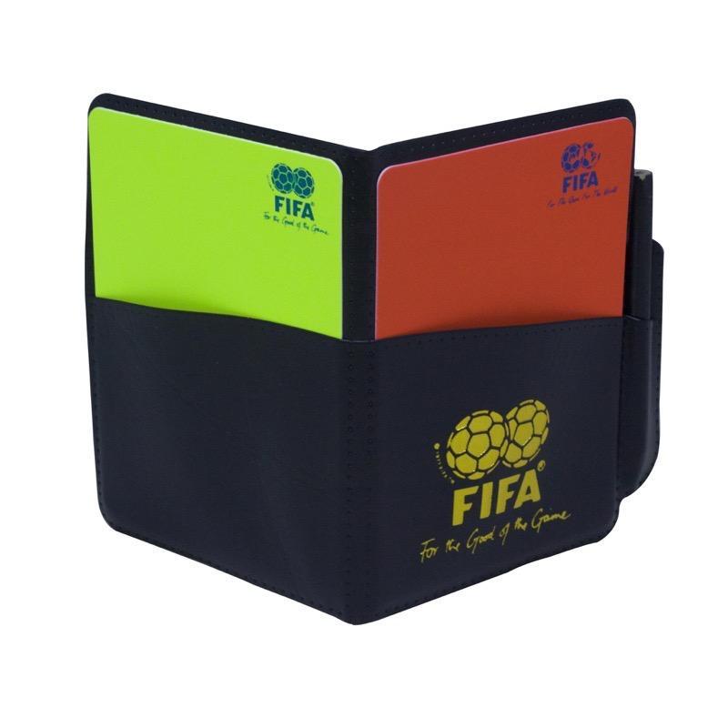 Hình ảnh Thẻ trọng tài FiFa