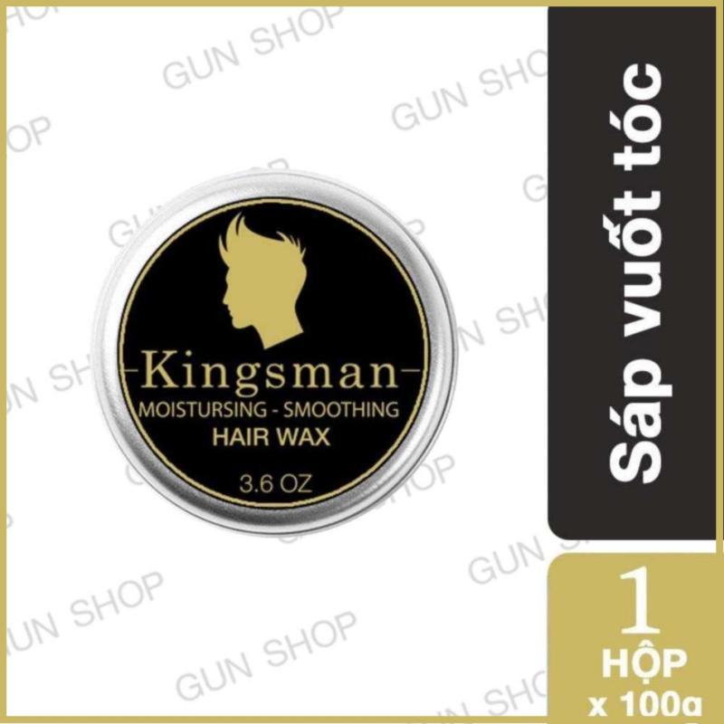 Sáp vuốt tóc Kingsman  tạo kiểu cho nam [ Gunshop-VS01 ]