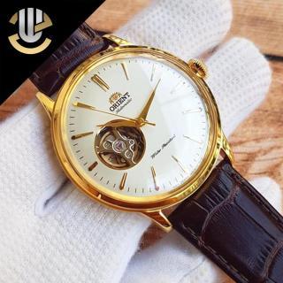 Đồng hồ nam dây da Orient Bambino Open Heart RA-AG0003S10B, máy cơ tự động Automatic, đường kính mặt 40.5mm, độ chống nước 3ATM thumbnail