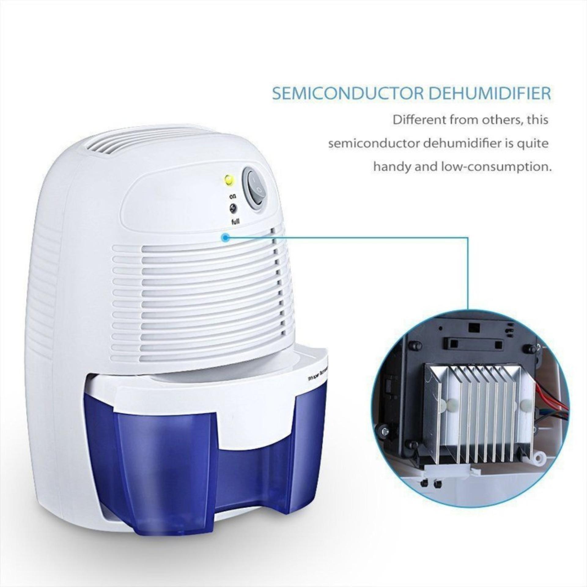 Hình ảnh ua máy hút ẩm loại nào tốt - Máy hút ẩm mini Dehumidifier XROW 600A, Hiệu Suất Hút Ẩm Cao, Máy Chạy Êm Và Rất Tiết Kiệm Điện - Bảo Hành Uy Tín 1 Đổi 1 Bởi M2SHOP 025