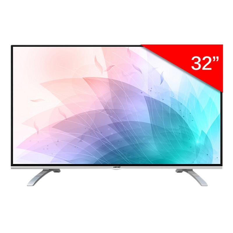Hình ảnh TV LED Asanzo 32inch HD - Model 32AT120 (Đen) - Hãng phân phối chính thức