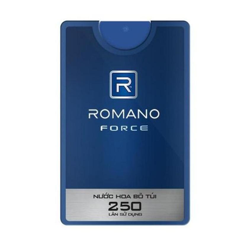 Romano - Nước hoa bỏ túi Force 18ml