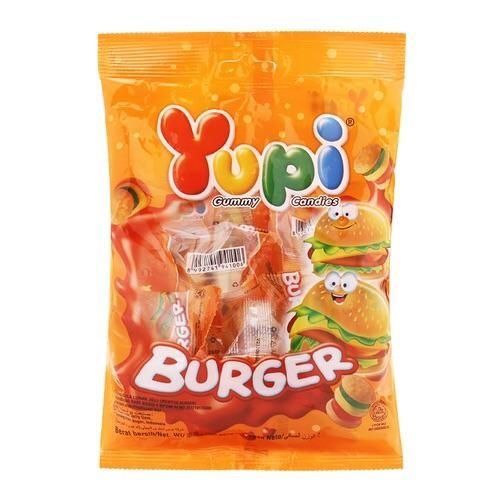 Kẹo dẻo yupi burger 96g