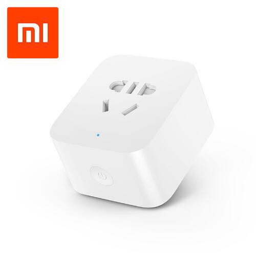 Ổ Cắm Thông Minh Điều Khiển Qua Wifi Xiaomi Smart Socket / 1 Ổ điện + 2 Cổng Sạc USB / Xiaomi Smart Home Kit