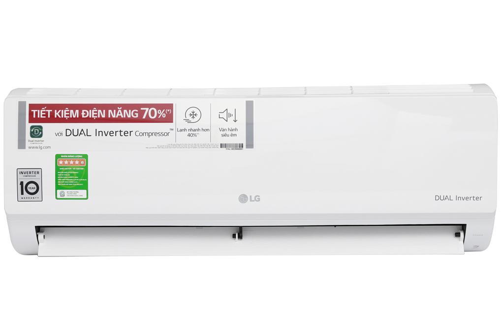 Bảng giá Máy lạnh LG Inverter 1 HP V10ENV