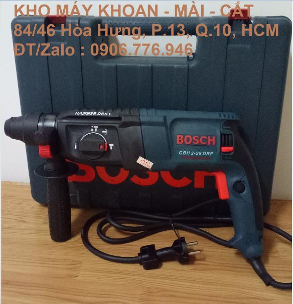 Máy khoan đục bê tông Bosch 226 tốt