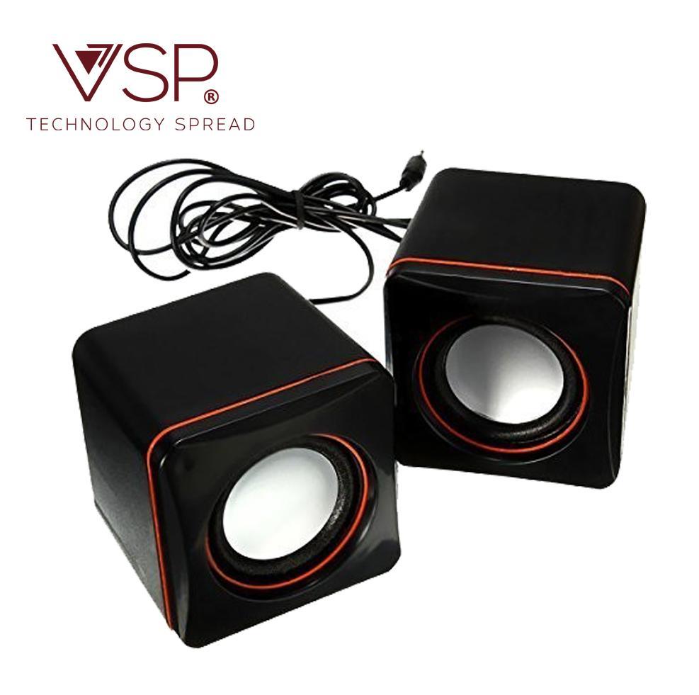 Hình ảnh Loa máy tính xí ngầu Vision VSP CK4 2.0 (Đen) - Hãng phân phối chính thức
