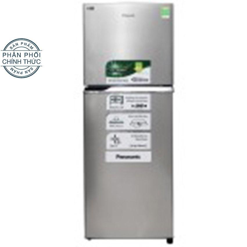 Bán Mua Trực Tuyến Tủ Lạnh Inverter Panasonic Nr Bl267Vsv1 234 Lit Xam Bạc