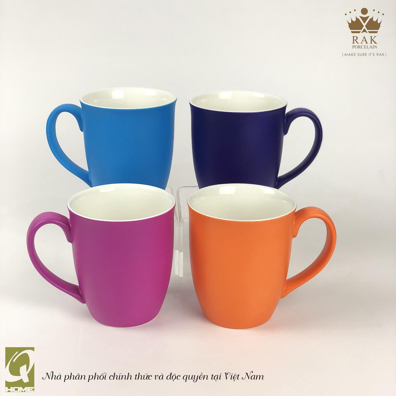 Cửa Hàng Bộ 4 Ca Sứ Rak Porcelain Mau Organic Mau Mờ Trực Tuyến