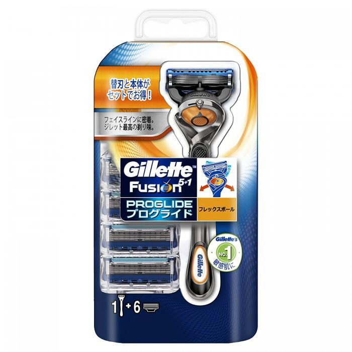 Giá Bán Bộ Dao Cạo Rau Va 7 Lưỡi Dao Cạo Gillette Fusion Proglide Nhật Bản Gillette Vietnam