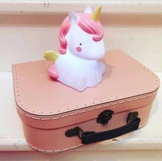 Đèn Ngủ Ma Ghost, Đèn Ngủ Sao, Đèn Ngủ Unicorn - Mimomart HN thumbnail