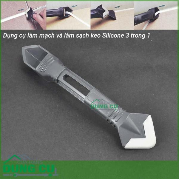 Dụng cụ xử lý mạch silicone đa năng 3 trong 1