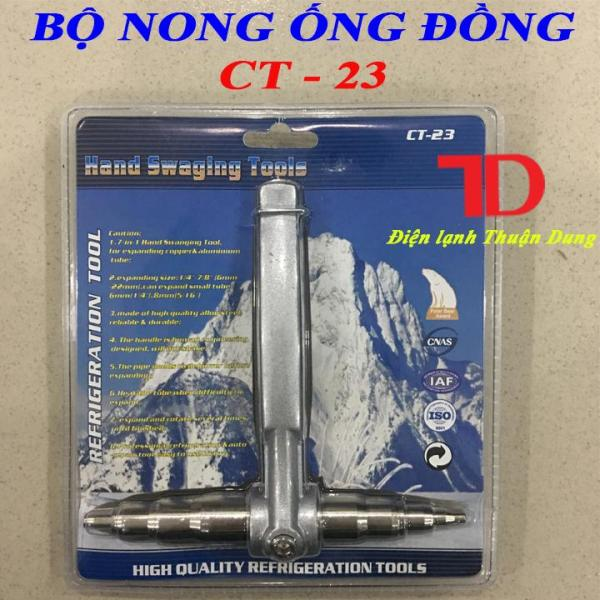 Bộ nong ống đồng CT-23