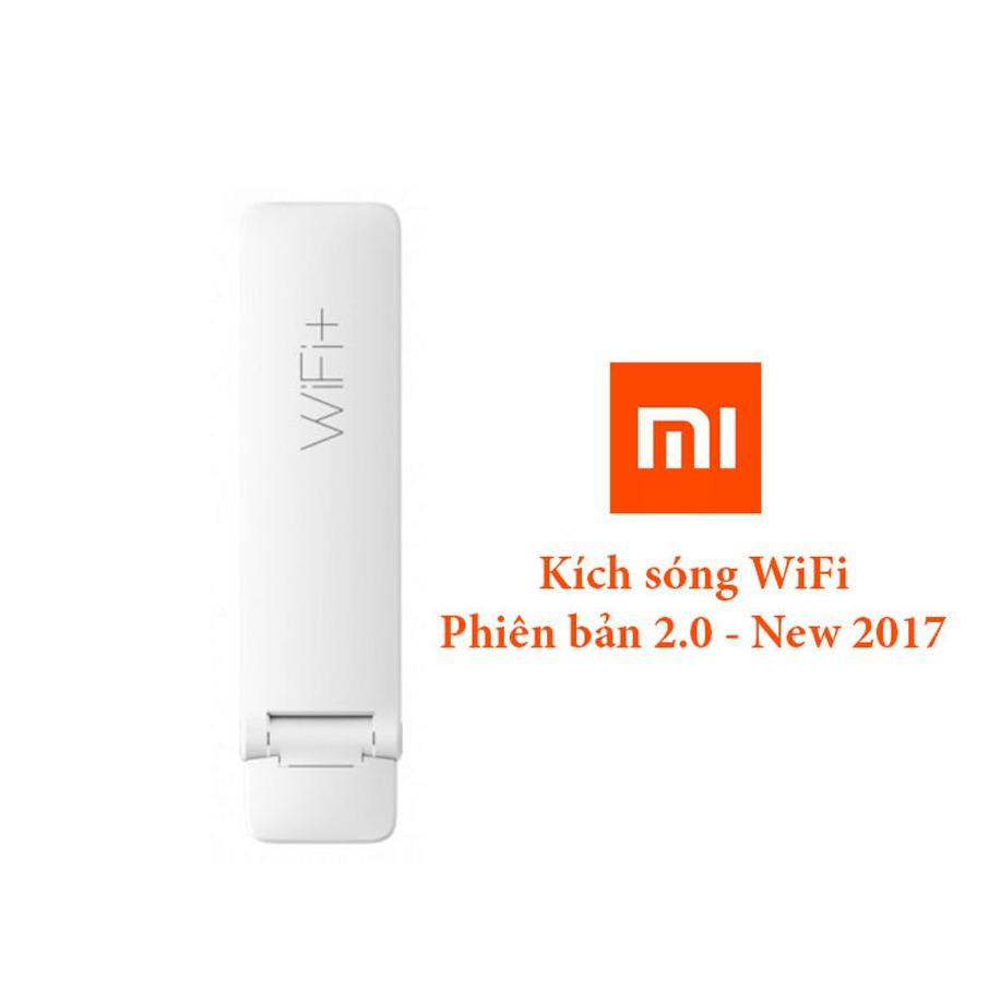 Hình ảnh Kích sóng Wifi Xiaomi gen 2 cực mạnh tốc độ 300Mb 2 ăng ten - Hàng nhập khẩu