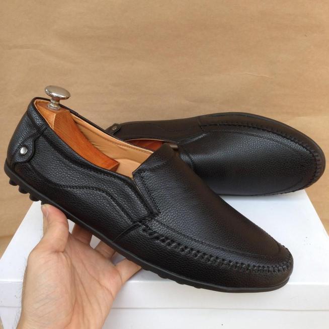 [ Gá Hủy Diệt ] Giày mọi nam đen - GN29 giá rẻ