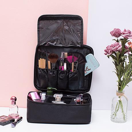 Túi đựng mỹ phẩm, đồ dùng cá nhân nhiều ngăn chống thấm