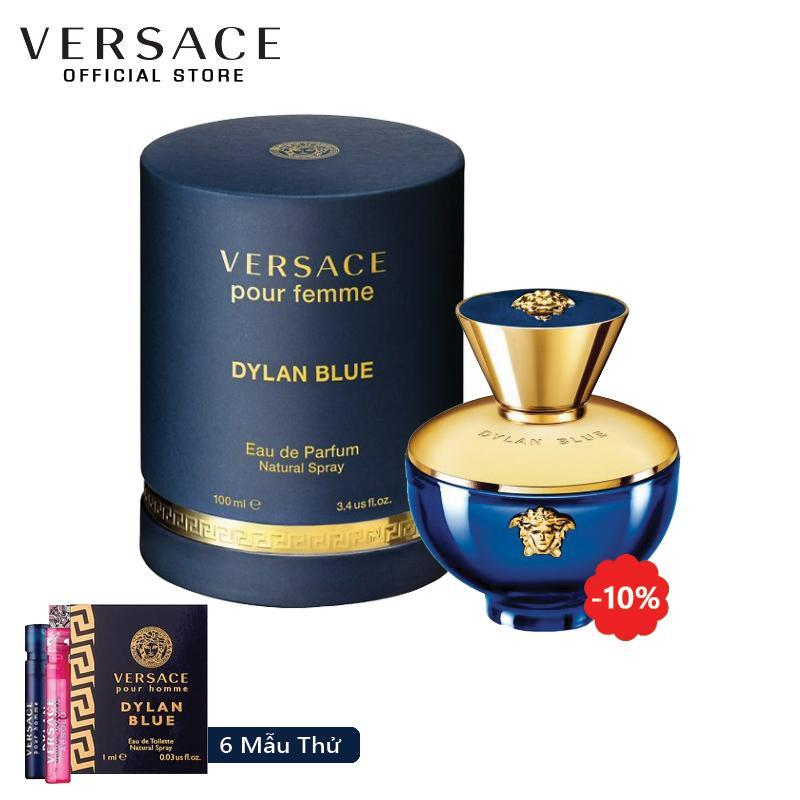 Nước hoa Pour Femme Dylan Blue EDP 100ML