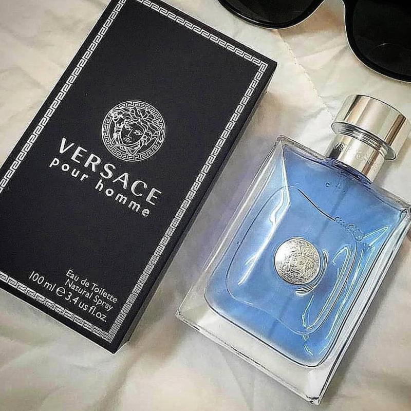 Nước hoa Nam Versace Pour Homme 100ml