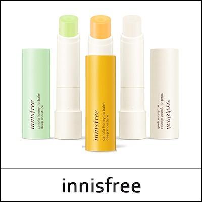 [INNISFREE] Son dưỡng Innisfree Canola honey lip balm 3.5g nhập khẩu