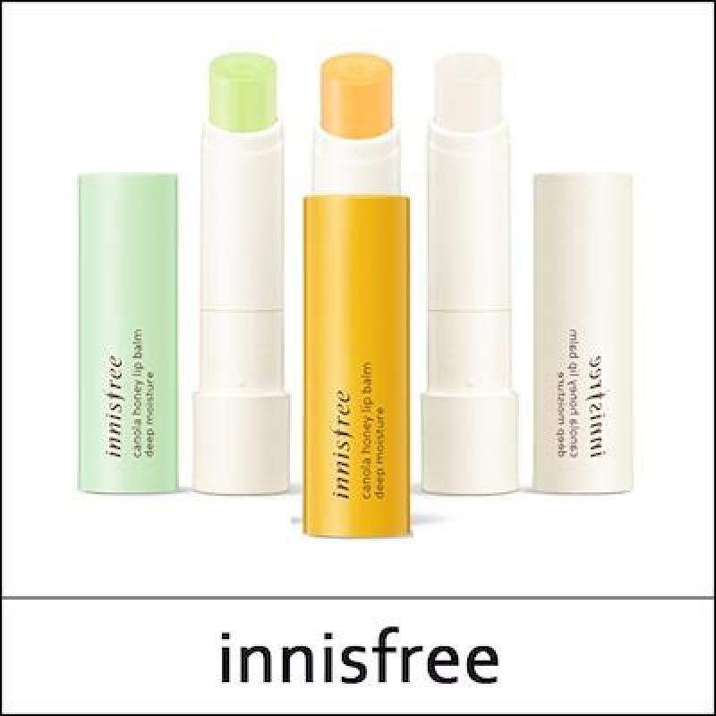 [INNISFREE] Son dưỡng Innisfree Canola honey lip balm 3.5g cao cấp