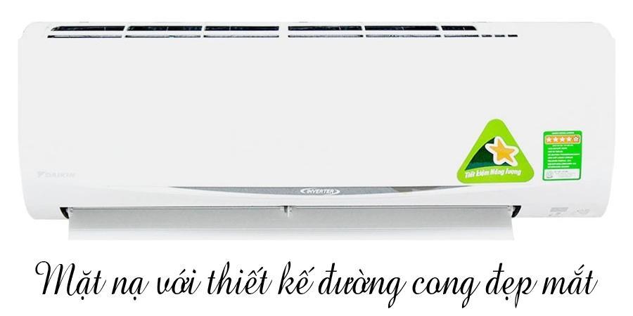 Máy lạnh/ĐIỀU HÒA Daikin FTKC25QVMV 1Hp inverter