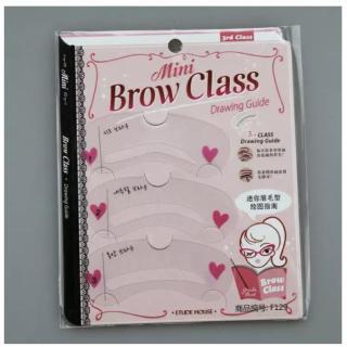 Bộ 4 khung kẻ chân mày Brow Class thumbnail