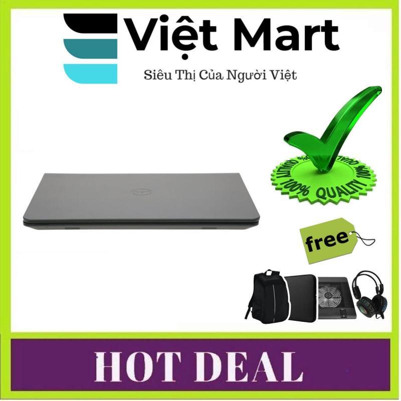 Laptop Dành Cho Doanh Nhân Dell Latitude E3450 (i5-5300u, 14inch, 4GB, SSD 120GB) + Bộ Quà Tặng - Hàng Nhập Khẩu