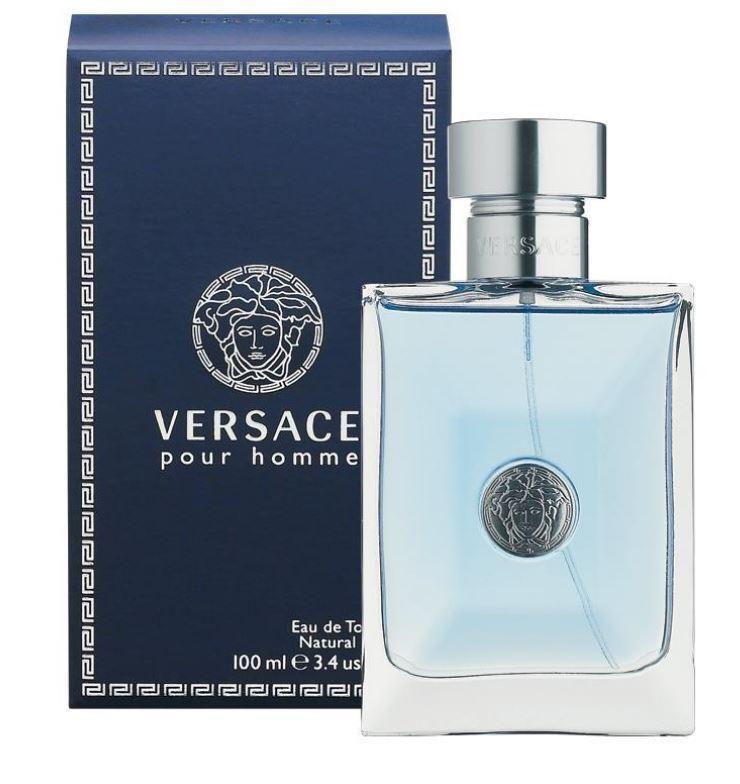 Nước hoa hiệu Versace - Pour Homme Eau De Toilette 100ml - Hàng xách tay Úc