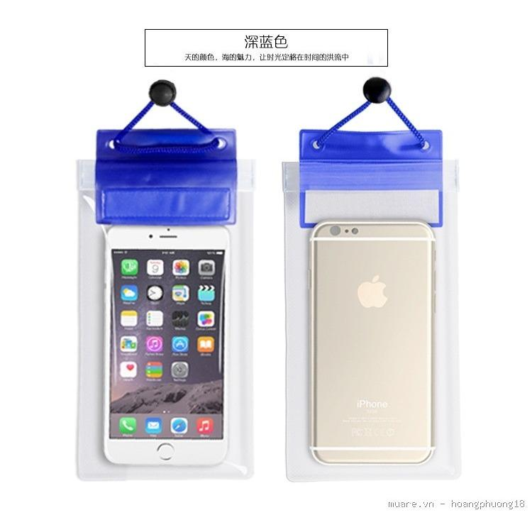Hình ảnh Bao đựng điện thoại chụp hình dưới nước