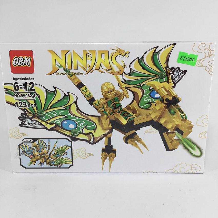 Hình ảnh Lego Ninja 99082-4 STB1206