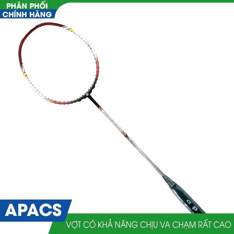 Bảng giá Vợt cầu lông Apacs Power Concept 500 (Trắng / đỏ)