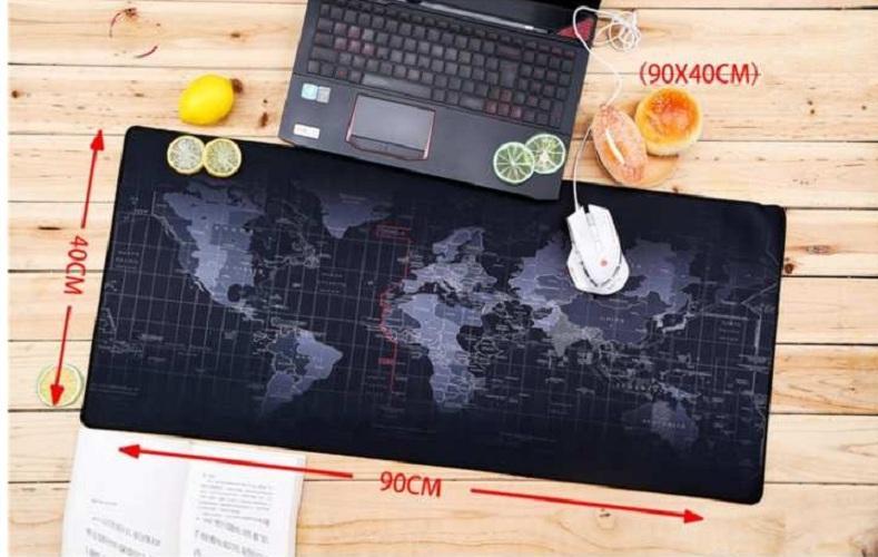 Hình ảnh Bàn di chuột loại lớn Bản đồ 90x40 cm