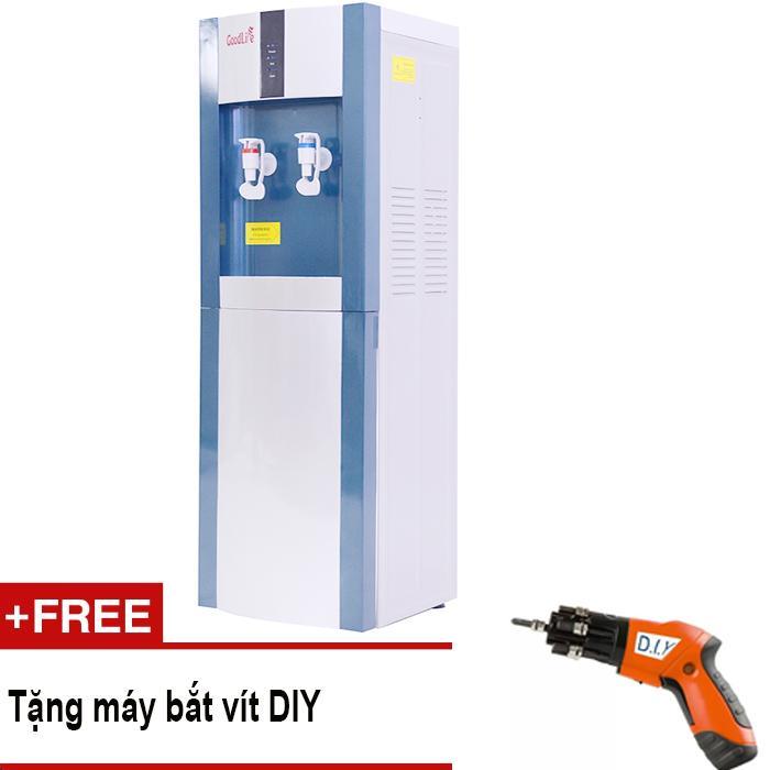 Cây lọc nước nóng lạnh Goodlife GL-LN06 + Tặng máy bắt vít DIY