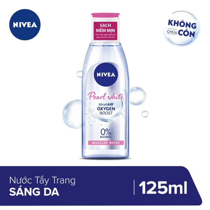Nước Tẩy Trang Sáng Da Nivea 125ml _ 84910 nhập khẩu
