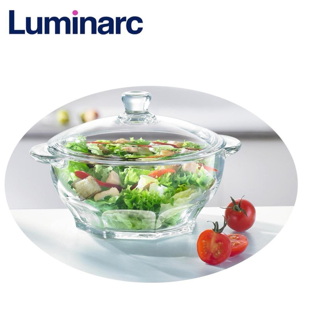 Bán Thố Thủy Tinh Luminarc Granity Co Nắp 1 5L J5903 Trong Suốt Lâm Nguyên Trong Hà Nội