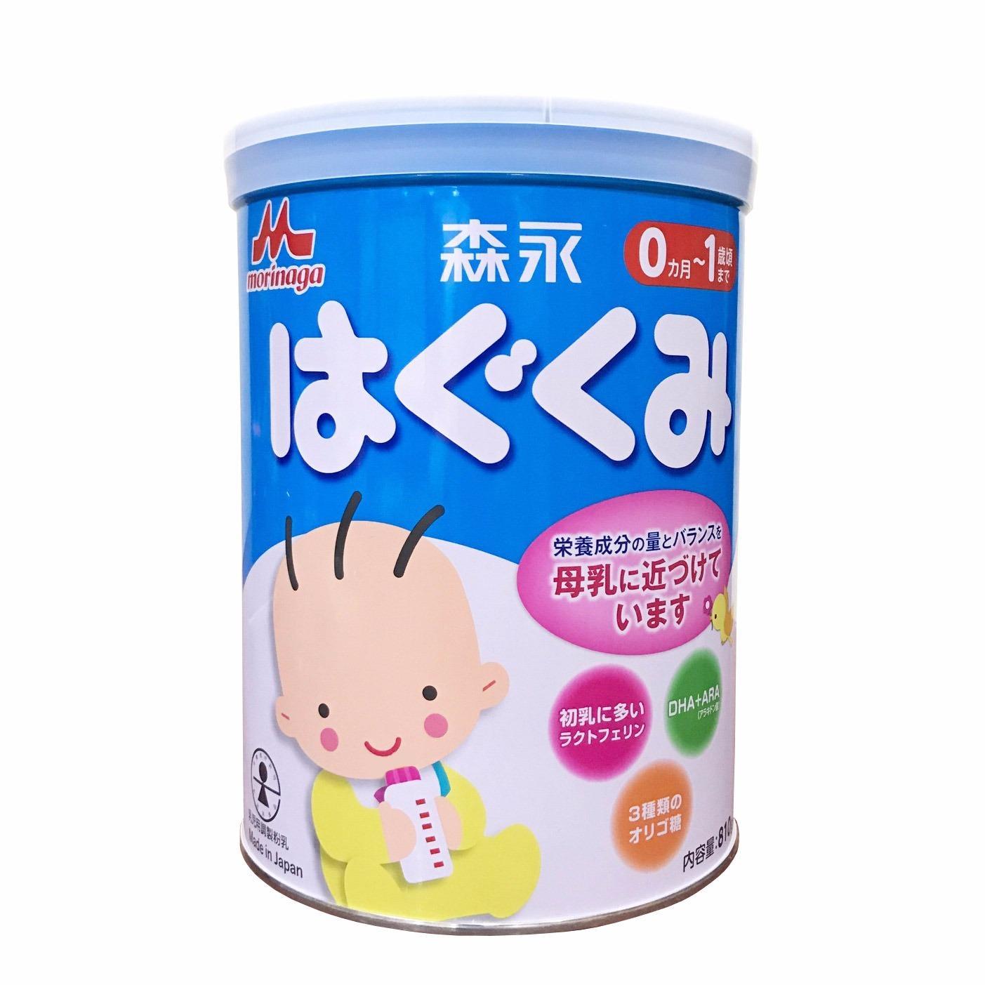 Bán Combo 2 Hộp Sữa Morinaga Nội Địa Hộp Số Trực Tuyến