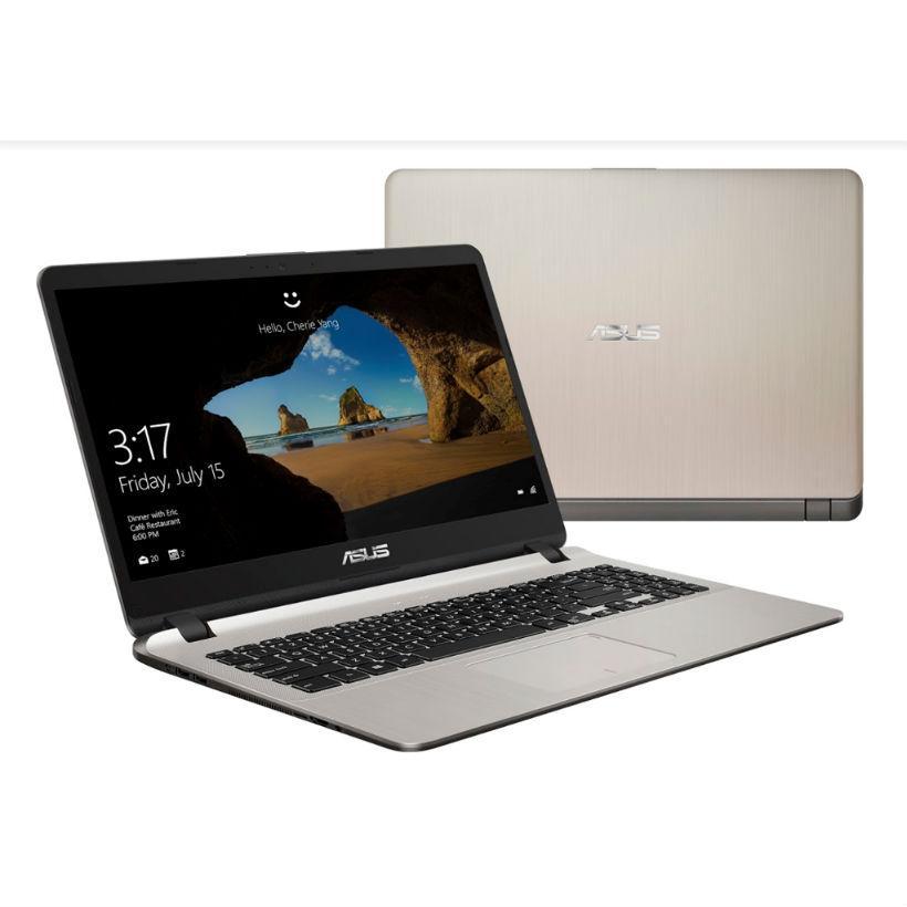 Hình ảnh Laptop Asus X407MA-BV039T N5000, 4G, 1TB, 14, WIN 10 (Vàng gold) - Hãng phân phối chính thức