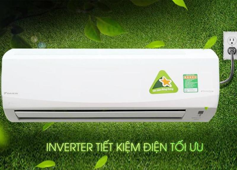 Bảng giá Máy lạnh Daikin Inverter 1.5 HP FTKQ35SAVMV Mới 2018