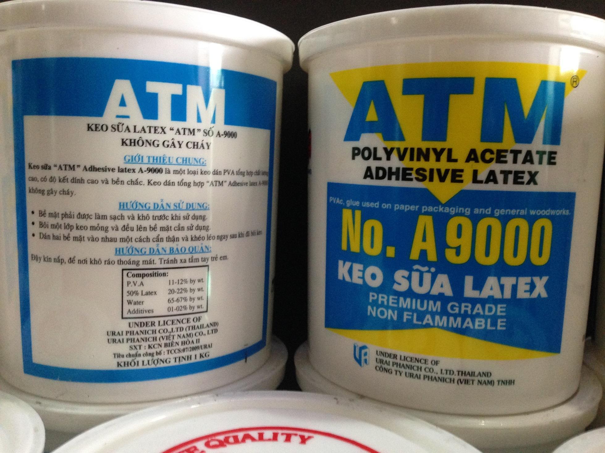 Mua Keo Sữa Latex No 9000 1kg