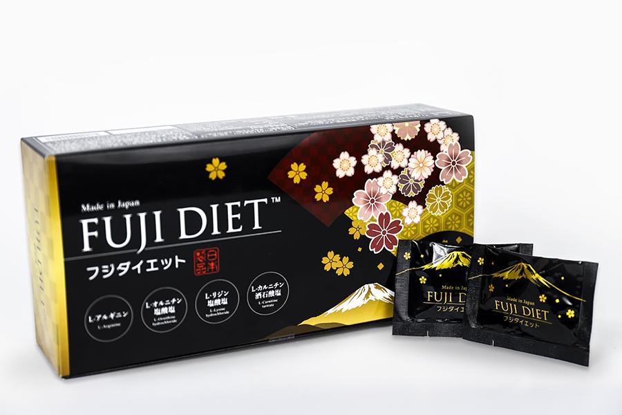 Viên uống giảm cân Fuji Diet nội địa Nhật Bản nhập khẩu