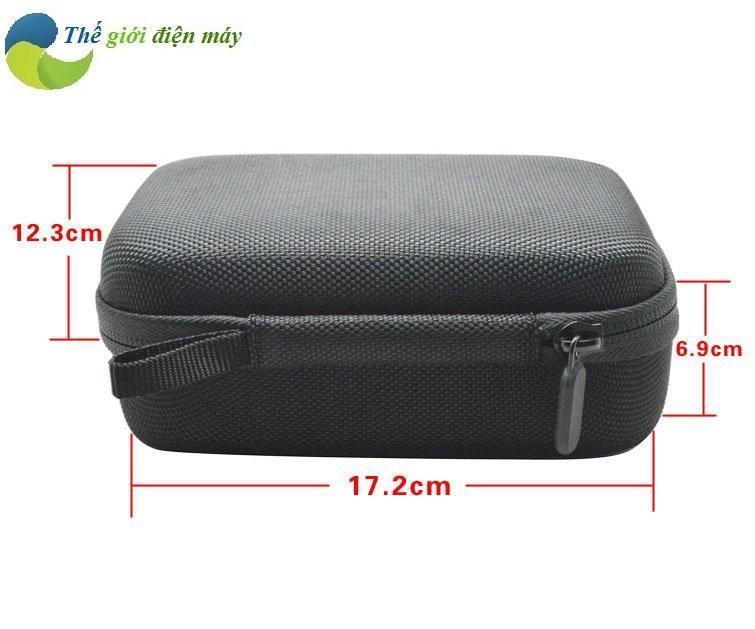 Hình ảnh Túi đựng camera gopro, sjcam, eken, xiaomi loại nhỏ