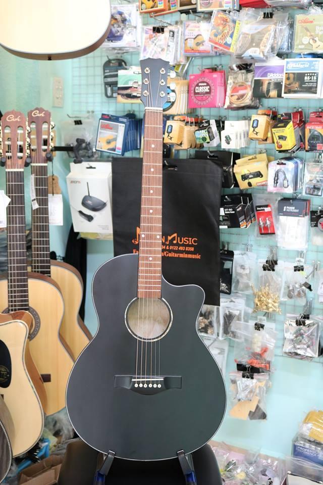 Guitar acoustic [ dành cho người mới tập chơi ]