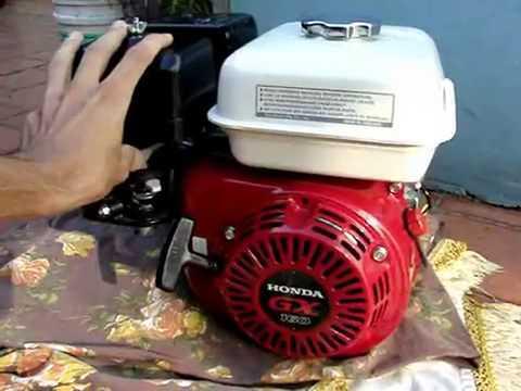 ĐỘNG CƠ XĂNG - ĐẦU NỔ - HONDA GX-160