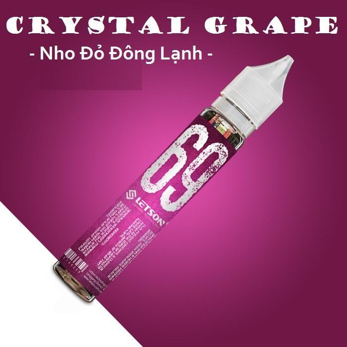 E-Juice LETSON Hương Vị Đặc Biệt Nhiều Khói/ E-Liquid 30ML